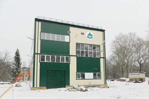 Очистные сооружения АПК «Камский» город Набережные Челны