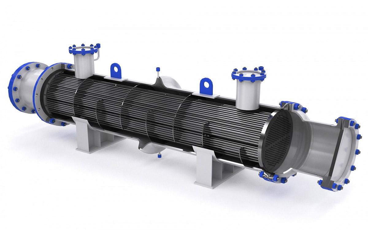 башенной батареей, трубчатый теплообменник картинки различного рода